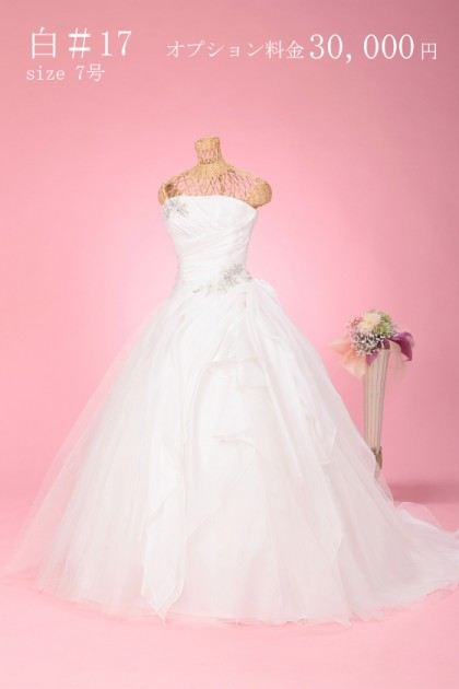 横濱山手館/白ドレス #17