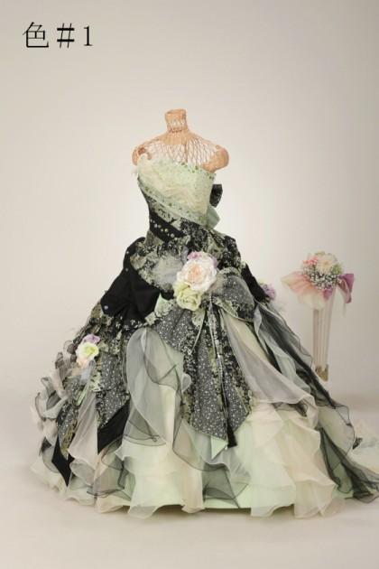 横濱山手館/色ドレス #1