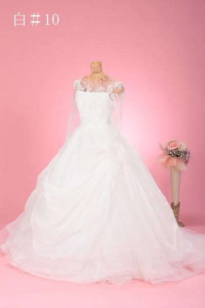 横濱山手館/白ドレス #10
