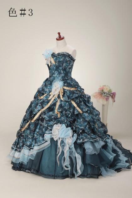 横濱山手館/色ドレス #3