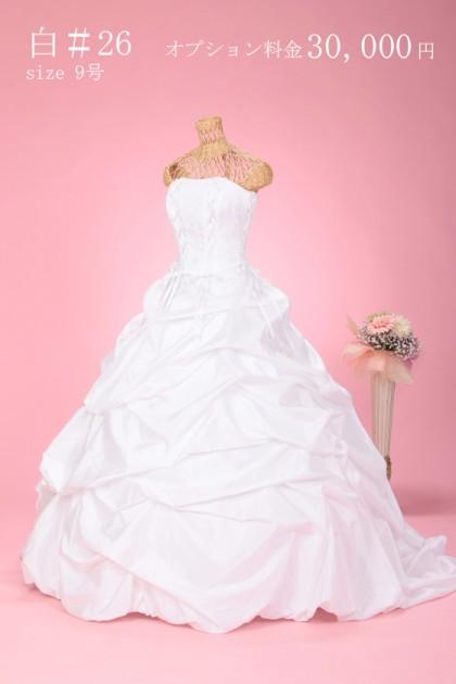 横濱山手館/白ドレス #26