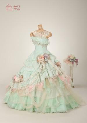 市川店/色ドレス #2