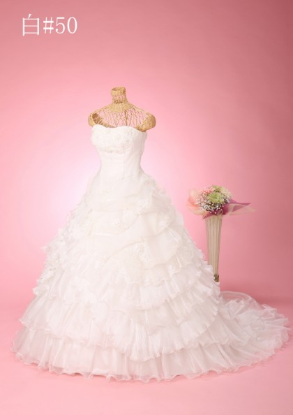 市川店/白ドレス #50