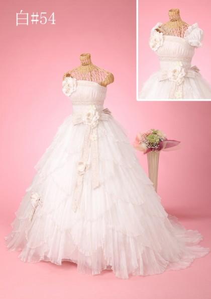 市川店/白ドレス #54
