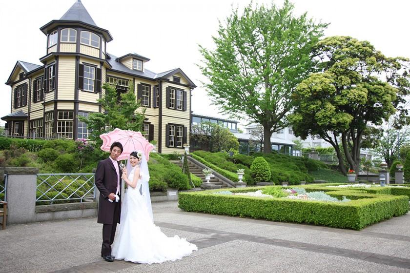 横浜西洋館 外交官の家
