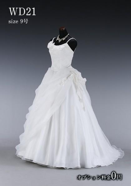 松戸店/白ドレス WD021