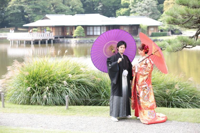 潮入の池と二つの鴨場をもつ江戸時代の代表的な大名庭園『浜離宮恩賜庭園』