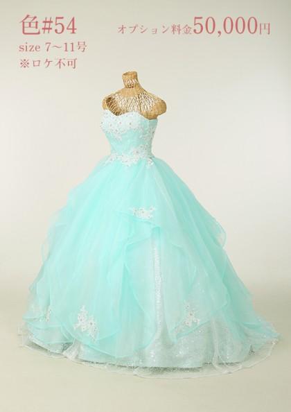 市川店/色ドレス #54