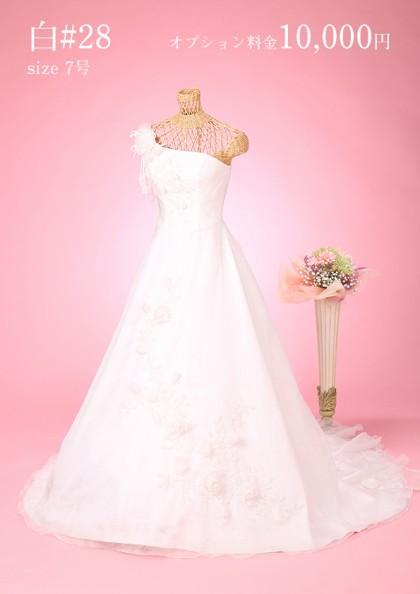 市川店/白ドレス #28