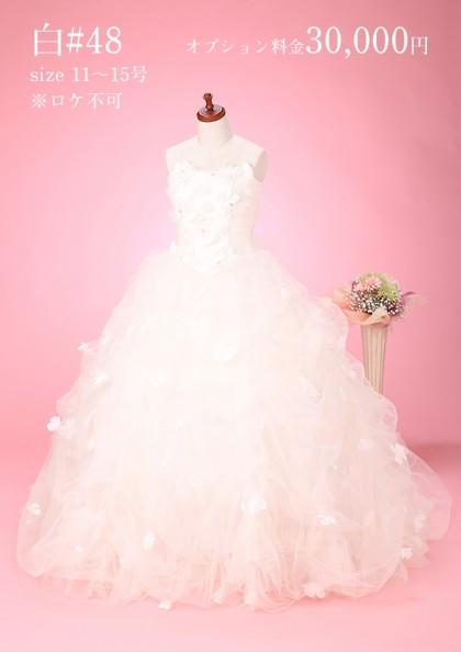 市川店/白ドレス #48