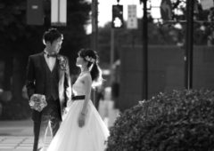 Wedding Story新東京店で東京駅にて前撮りされた新郎・新婦様
