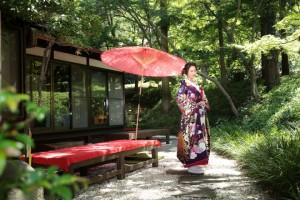 伝統芸能の香りが息づく久良岐能舞台