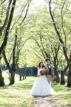 豊かな自然の中で...久良岐公園
