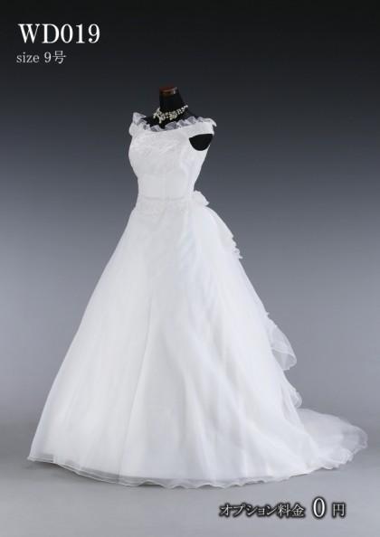松戸店/白ドレス WD019