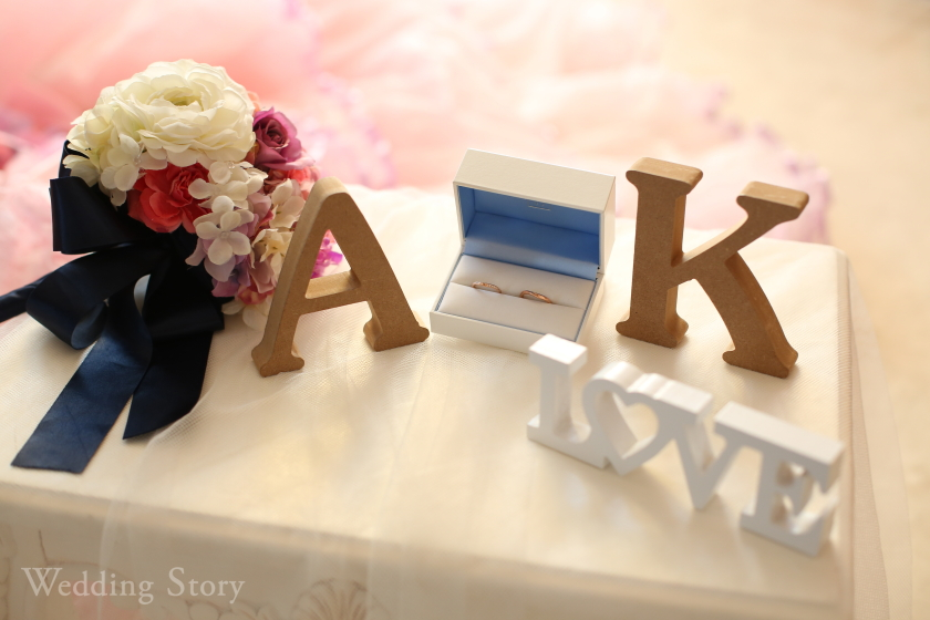Wedding Story松戸店の洋装スタジオプランです。