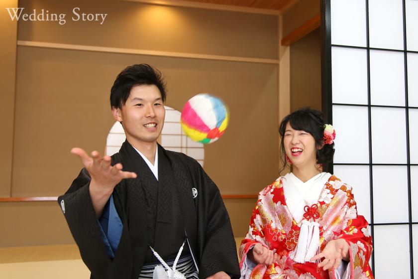 Wedding Story松戸店の和装スタジオプランです。