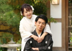 Wedding Story松戸店の和洋装スタジオプランです。