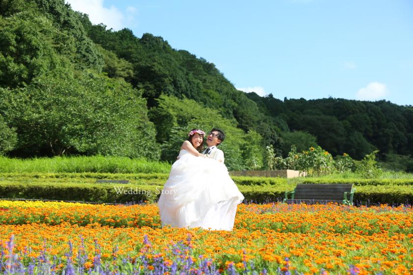 Wedding Story松戸店の洋装ロケーションプランです。
