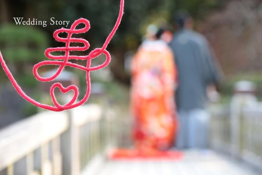 Wedding Story市川店で和洋装ロケーションプランの撮影をされた新郎・新婦様