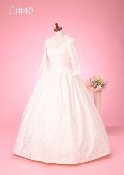 市川店/白ドレス #40