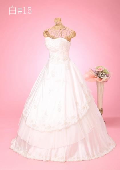 市川店/白ドレス #15