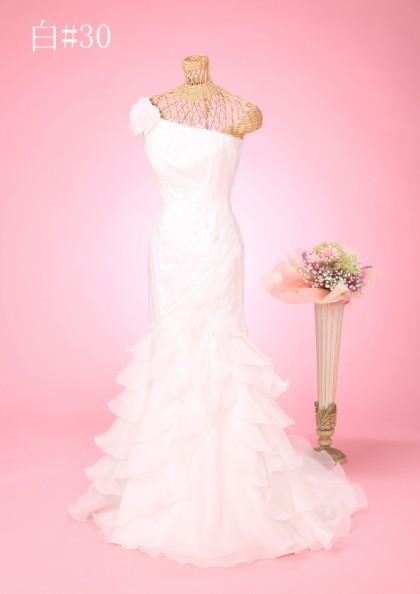 市川店/白ドレス #30