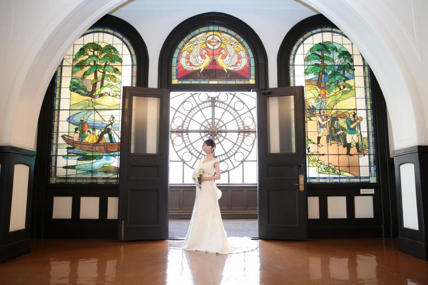 横濱三塔『ジャック』の愛称で知られる開港記念会館