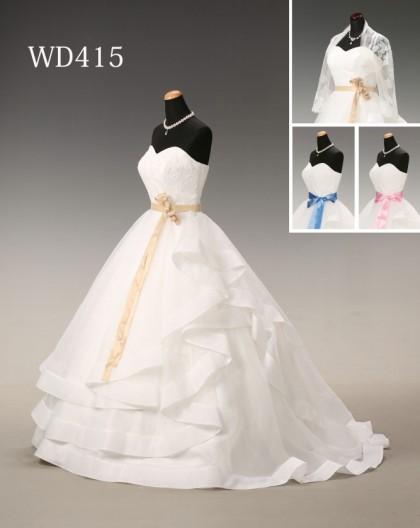 幕張本店/ウェディングドレス415