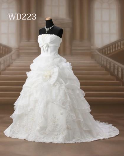 幕張本店/ウェディングドレス223